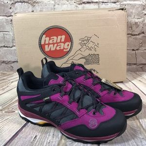 HANWAG Belorado SHOES Low Lady GTX Hiking Han Wag